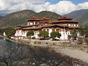 River Dzong